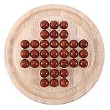 Summerwindy Rompecabeza Clasica IQ Puzzle de Mente Rompecabezas de Madera Juego Educativo Juguetes para Adultos ninos