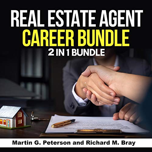 Real Estate Agent Career Bundle: 2 in 1 Bundle cover art