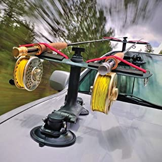 Orvis Sumo Car-top Rod Rack/Only Suction Cup