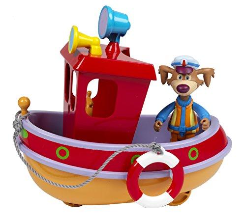 John Adams- Pip Ahoy Skipper's Bucket Playset, 10210, Nylon/A