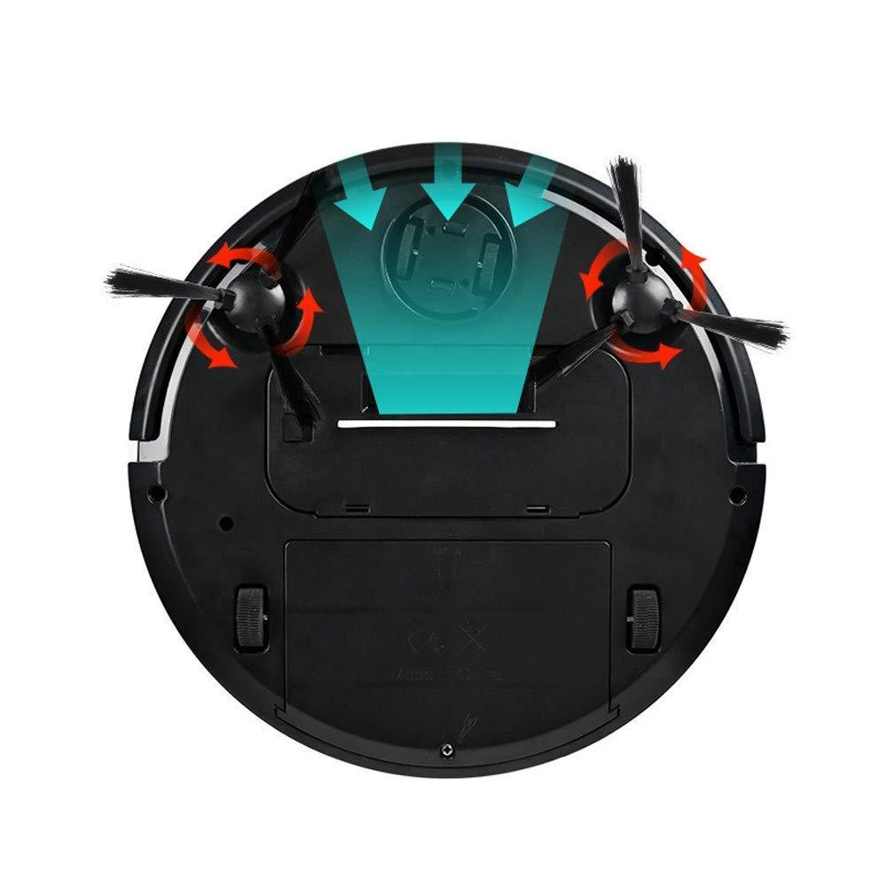 EAEY Limpieza automática Robot Aspirador fregona, Limpieza de ...