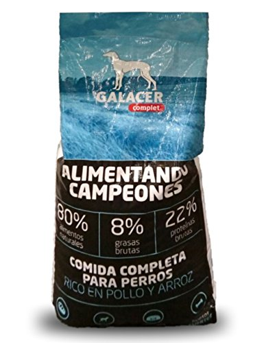 Galacer Pienso perros Mantenimiento Complet 20Kg
