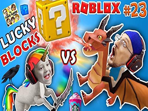 Roblox Lucky Blocks Battle!