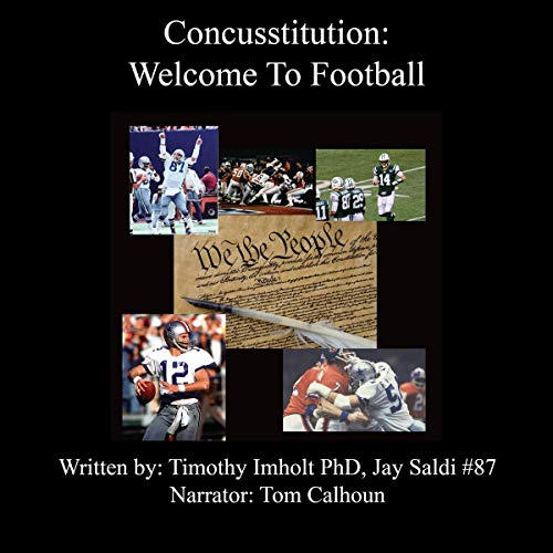 Couverture de Concusstitution, Welcome to Football