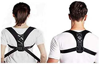 Upright Fight - Posture Corrector For Women and Men - Discreet Orthapedic Upper Back Brace - Includes Underarm Pads - Unde...