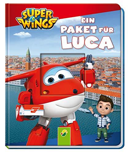 Super Wings - Ein Paket für Luca: Vorlesebuch