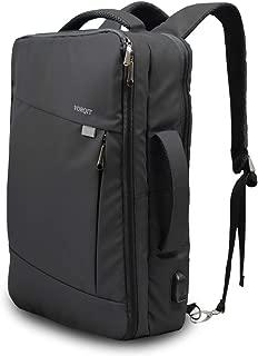 VORQIT (ボルチット) ビジネスリュック メンズ バッグ 3way USB充電ポート付き 大容量 出張 B4 PC 撥水 耐水