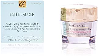 Estee Lauder Revitalizing Supreme light +Global Anti-Aging Cell Power Creme Oil-Free 50ml/1.7oz