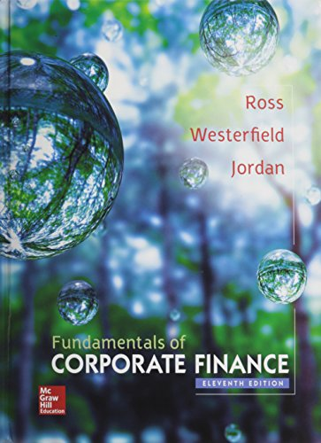 Download Fundamentals of Corporate Finance with Connect Access Card 1259418952