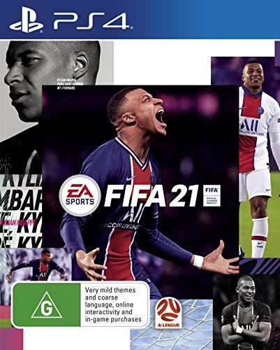 FIFA 21 - PlayStation 4