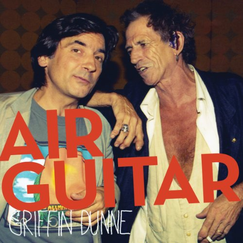 Air Guitar audiobook cover art