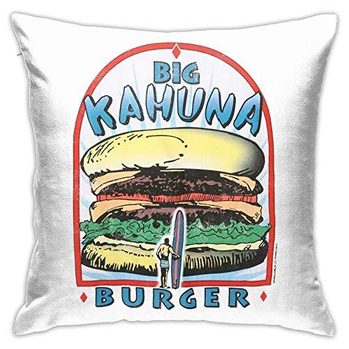 WH-CLA Funda De Almohada,Funda De Almohada Big Kahuna Burger...