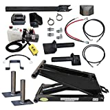 10 Ton (20,000 lb) Dump Trailer Hydraulic Scissor Hoist Standard Kit - Power Hoist 520...