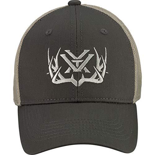Vortex Optics Full-Tine Job Hats (Charcoal)