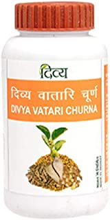 Sponsored Ad - Divya Patanjali Vatari Churna 100gm (Pack of 2)
