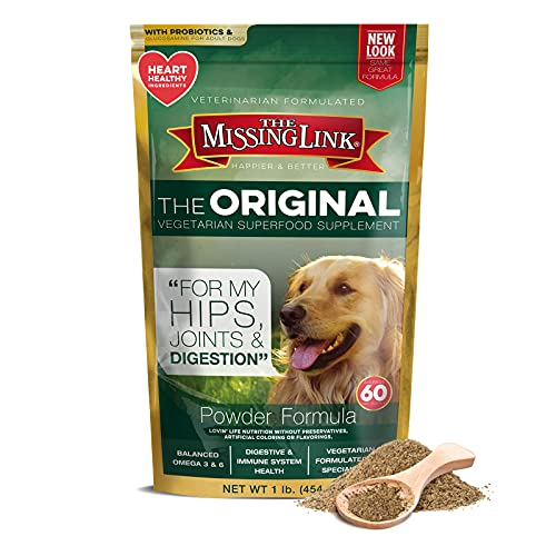 Top 10 best selling list for vegetarian joint supplement for dogs