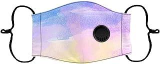 Wtouhe 1pc Niño Bolsa para actividades al aire libre reutilizable y lavable con esponja suave a prueba de polvo