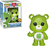 Care Bears Funko Pop Good Luck Bear Glitter Chase Variant Limited Edition Vinyl Figure