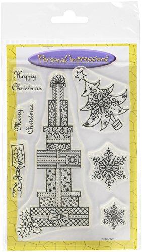 Art Stamps Tampon A6 Sue Dix Grand tas de Cadeaux