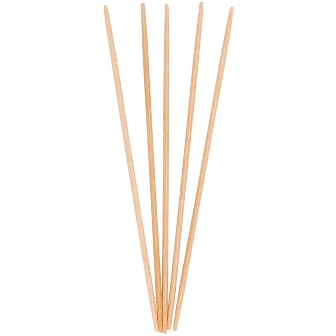 Brittany Double Point 5-inch (13cm) Knitting Needles (Set of 5); Size US 0 (2.0 mm) 4004