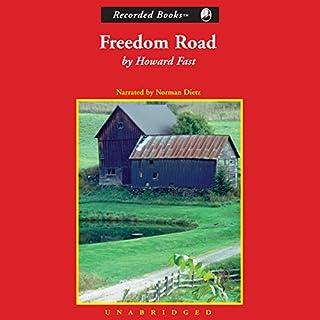 Freedom Road audiobook cover art