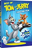 Best Of Tom & Jerry Movies (Box 6 Dv)