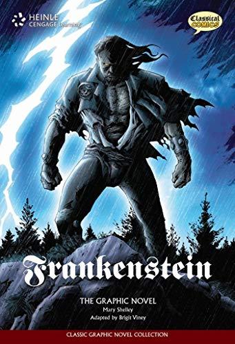 Frankenstein, Graphic Novel, mit 2 Audio-CDs