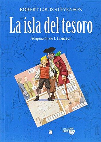La isla del tesoro. Colección dual texto cómic