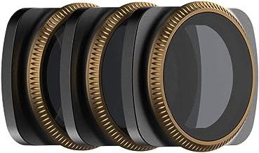PolarPro - DJI Osmo Pocket シネマシリーズフィルターセット Vivid (ND4/PL, ND8/PL, ND16/PL) オズモポケット