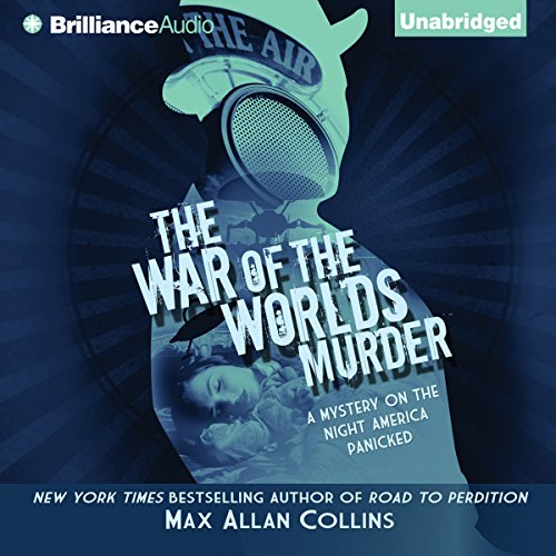 The War of the Worlds Murder cover art