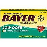 Bayer Low Dose Aspirin Regimen (400 ct.) AS