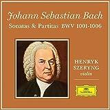 J.S. Bach: Sonata For Violin Solo No.1 In G Minor [Vinilo]