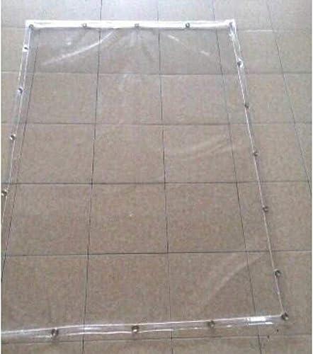Linana La bache de Sol de bache de Prougeection de PVC Couvre la Tente extérieure résistante à la Pluie en Plastique renforcée extérieure, épaisseur 0.5mm   1.0mm