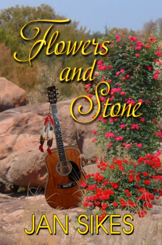 Book: Flowers And Stone by Jan Sikes