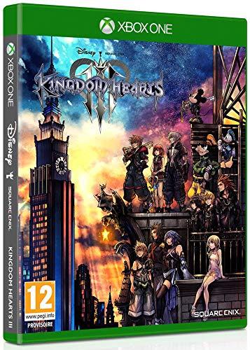 Square Enix Kingdom Hearts III, Xbox One vídeo - Juego (Xbox One, Xbox One, Acción / RPG, E10 + (Everyone 10 +))