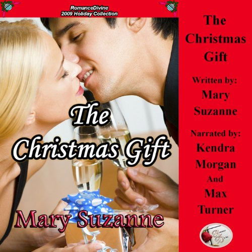 The Christmas Gift audiobook cover art