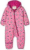 Hatley Baby Winter Bundlers Combinaison de Ski, Rose (Precious Penguins), 2-3 Ans...