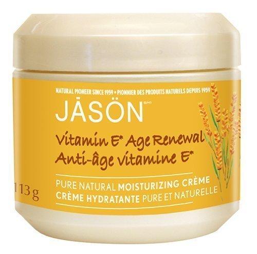 Jason 25,000 I.U. Vitamin E Age Renewal Moisturizing Creme, 4-Ounce Jars (Pack of 2) Body Care / Beauty Care / Bodycare / BeautyCare