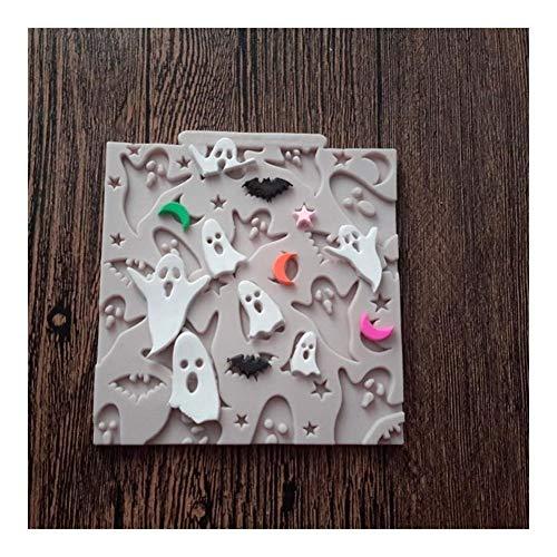 Weigen Moule en silicone en forme de chauve-souris pour Halloween