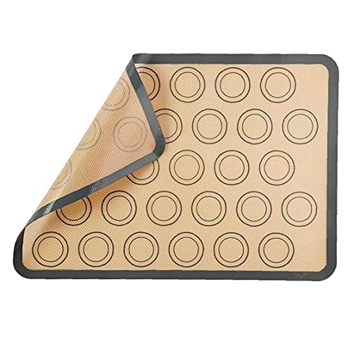 Froiny 1 Pc De Silicona para Hornear Macaron Hojas Mat Antiadherente para Hornear Herramientas De La Panadería