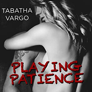Playing Patience audiobook cover art