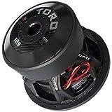 Toro Tech – Force 12S, 12 Inch 2000 Watts RMS –...