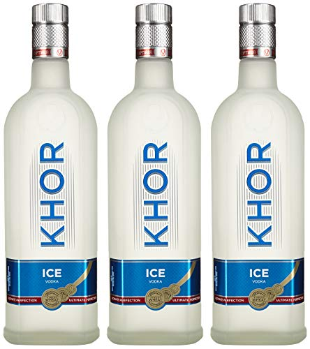 Khortytsa Ice Wodka (3 x 0.7 l)