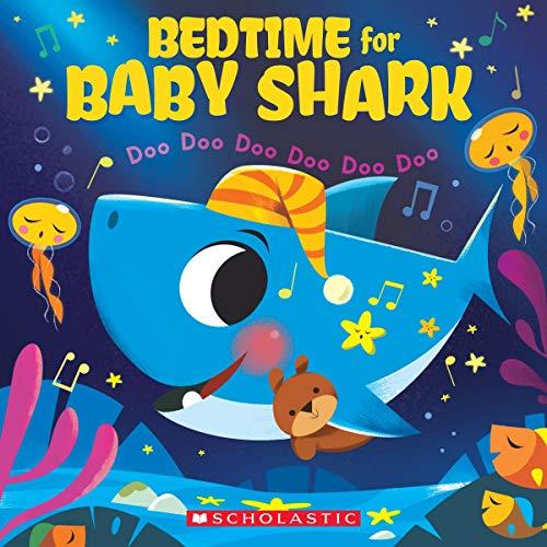 Bedtime for Baby Shark: Doo Doo Doo Doo Doo Doo (A Baby Shark Book)