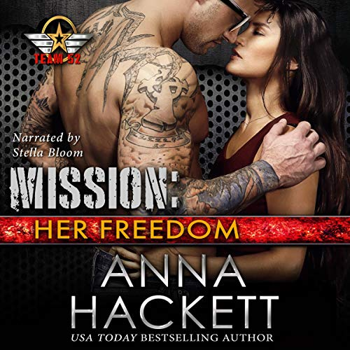 Mission: Her Freedom  By  cover art