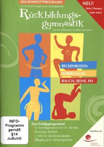 Rückbildungsgymnastik - Das Training mit Grips und Know-How von der Hebamme Christine Niersmann