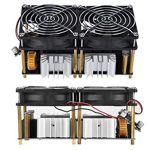 Cuque Módulo de Placa calefactora, Placa calefactora ZVS, 1800 W Duradero para inversor de Voltaje del generador