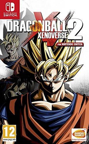 Dragon Ball Xenoverse 2 Nintendo Switch UK IMPORT product image