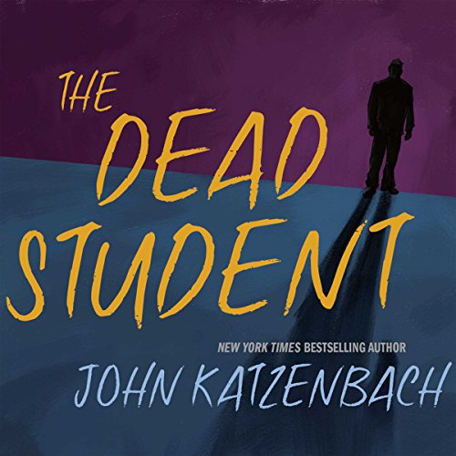Dead Student audiobook cover art