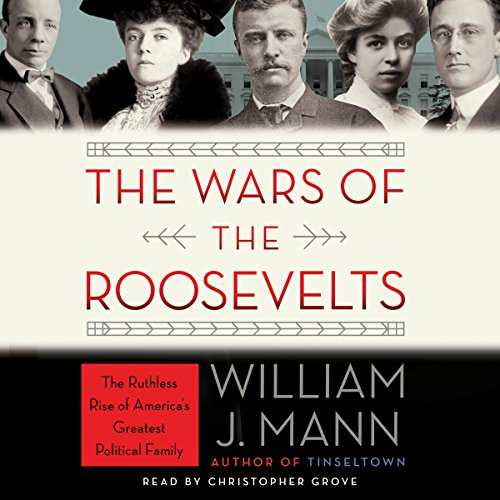 The Wars of the Roosevelts audiobook cover art